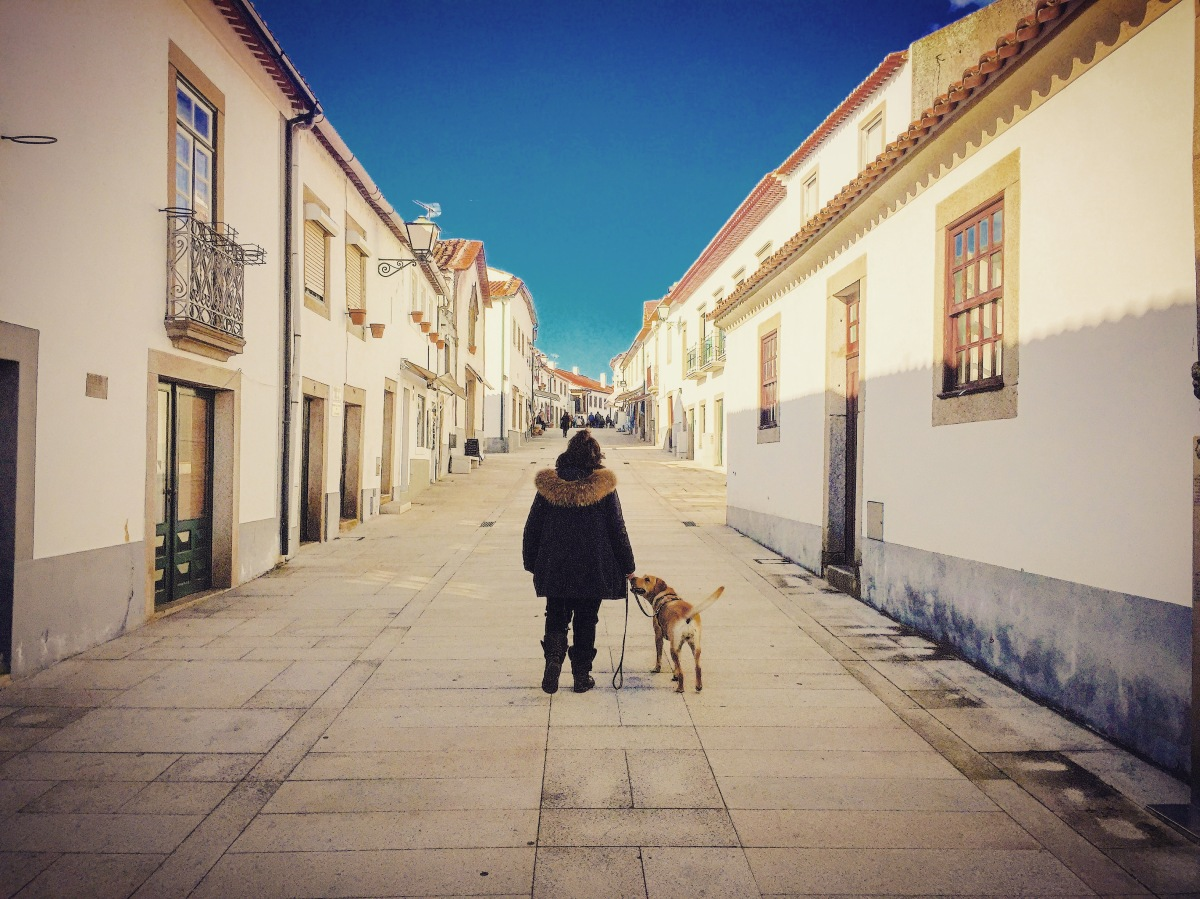 Rutinas de frontera: viaje a Miranda doDouro